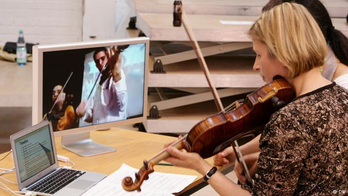 Virtual rehearsals