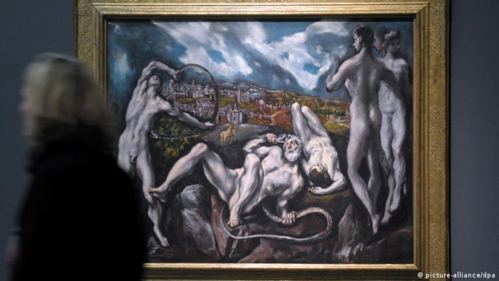 Düsseldorf Museum Kunstpalast El Greco und die Moderne Ausstellung