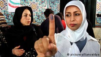 Iran Wahlen 2012