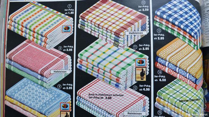 DDR-Produkte für die BRD (Foto: Anne Worst)