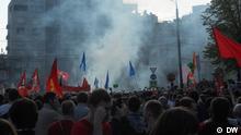 Russland Moskau Marsch der Millionen Protest