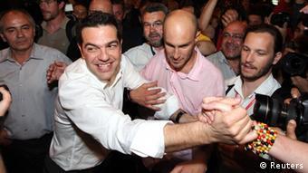 «(...) Θα πρέπει να γίνει σαφές και στον κ. Τσίπρα ότι δεν μπορεί να εκβιάζει με τις απαιτήσεις του την ΕΕ»