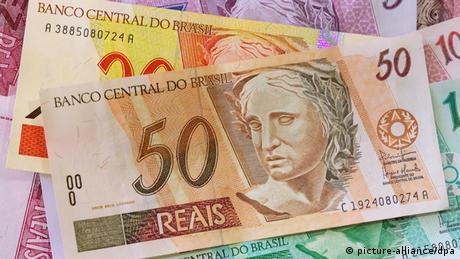 Brasilianische Währung Real
