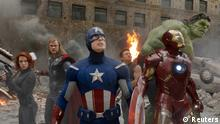 Marvel-Comic-Verfilmung The Avengers
