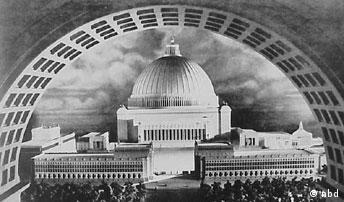 Die Halle des Volkes