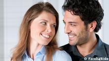 Symbolbild zu Liebe und Partnerschaft Bild: Fotolia/Rido #40868457