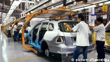 Wirtschaft Mexiko VW Puebla