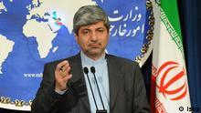 رامین مهمانپرست، سخنگوی وزارت خارجه جمهوری اسلامی ایران