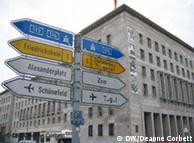 Berlin's Finance Ministry