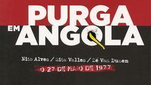 Buchcover Purga em Angola AUSSCHNITT
