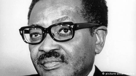 Agostinho Neto, the first president of an independent Angola