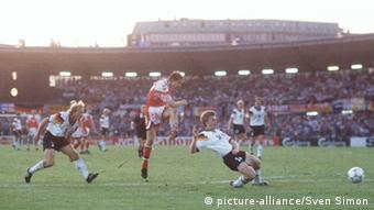 Denmark triumph at EURO 1992