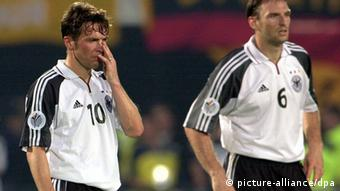 The less well-loved 2000 strip - a sporting low point for Germany