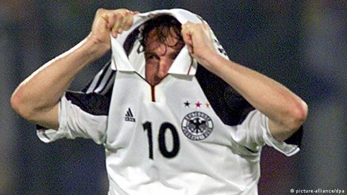 Bildergalerie Fußball-EM-Geschichte (picture-alliance/dpa)