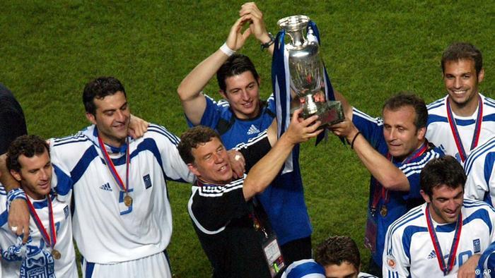 Bildergalerie Fußball-EM-Geschichte