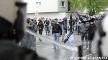 Bonn Pro NRW Salafisten Ausschreitungen