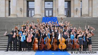 The Youth String Orchestra in Berlin