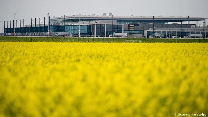 Новый берлинский аэропорт