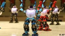 Expo 2012 Marine Roboter