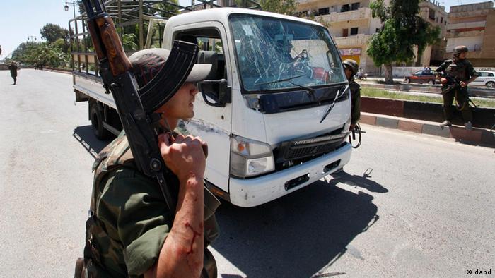 اتحادیه اروپا با ارسال ۲۵ خودروی ضدگلوله به سوریه از ماموریت صلحبانان سازمان ملل حمایت میکند.