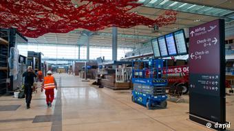 Bildergalerie Großbauprojekte Flughafen Berlin Brandenburg