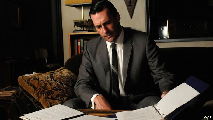 John Hamm Mad Men TV Serie