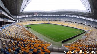 EM-Stadien 2012 Ukraine Stadion Arena Lwiw