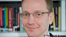 Guntram B. Wolff, del thinktank Bruegel, de Bruselas.