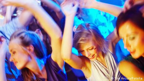 Symbolbild Disco Party Nachtclub