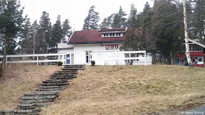 Utoya Island in Norway