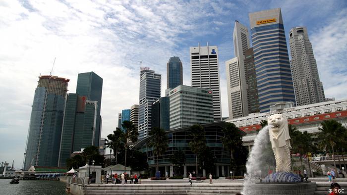 Singapor Skyline Tag (SGC)