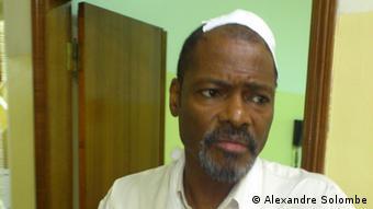 Filomeno Vieira Lopes descreve o massacre à DW África
