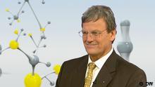 Eicke Weber of the Fraunhofer Institute for Solar Energy Systems