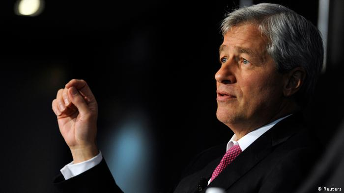 Jamie Dimon (Reuters)