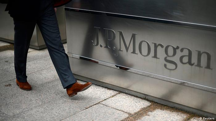 JP Morgan (Foto: reuters)