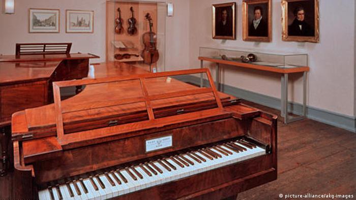 O último piano de Beethoven