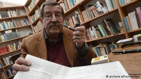 Literaturnobelpreisträger Günter Grass PEN-Zentrum