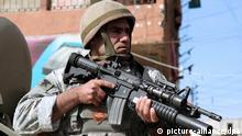 """سرباز ارتش لبنان در منطقهی """"باب التبانه"""" - در درگیریهای ماه مه در طرابلس ۱۰ نفر کشته شدند"""