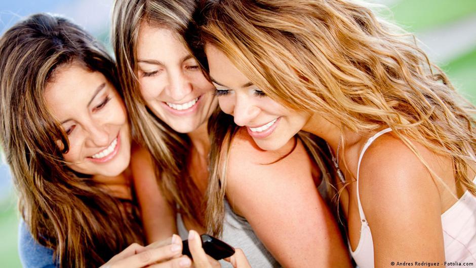 Фото девушек для общения