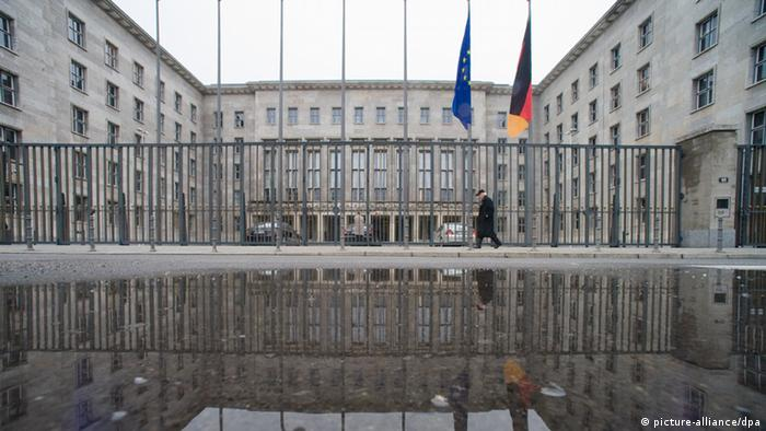 Bundesfinanzministerium (picture-alliance/dpa)