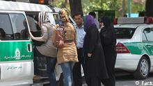"""بهرغم متهمشدن دولت احمدینژاد به تسامح در برابر """"بدحجابی"""" سختگیری نهادهای تحت کنترل دولت نسبت به پوشش زنان ادامه دارد"""