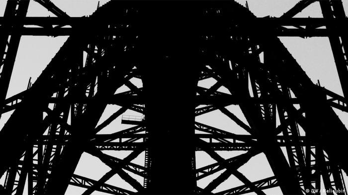 Мюнгстенcкий мост (Müngstener Brücke). Фото: DW / Максим Нелюбин