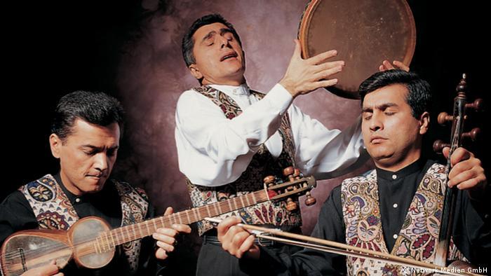 Azerbaijan's Alim Qasimov