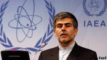 IAEA Wien Fereidoun Abbasi Davani