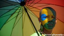 Brasilien Demonstration Homophobie
