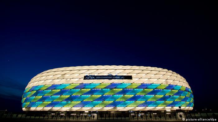 München vor dem Champions League Finale 2012