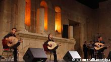 Israel Palästinenser Musik Trio Joubran