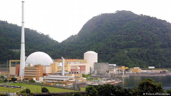Kernkraftwerke Angra I und II