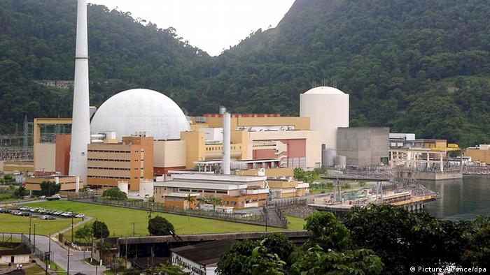 Resultado de imagem para usina nuclear angra