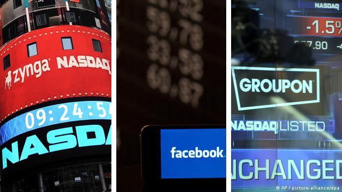 zynga, facebook, groupon die neue dot com blase?